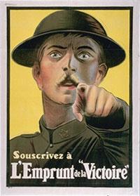 Affiches de propagande de la première guerre mondiale