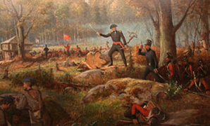 War Experience - Discover some of the major events of the war for Canadians.