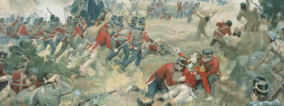 Savez-vous qui a déclenché la guerre de 1812?