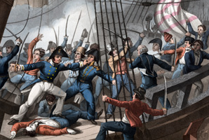 The British War