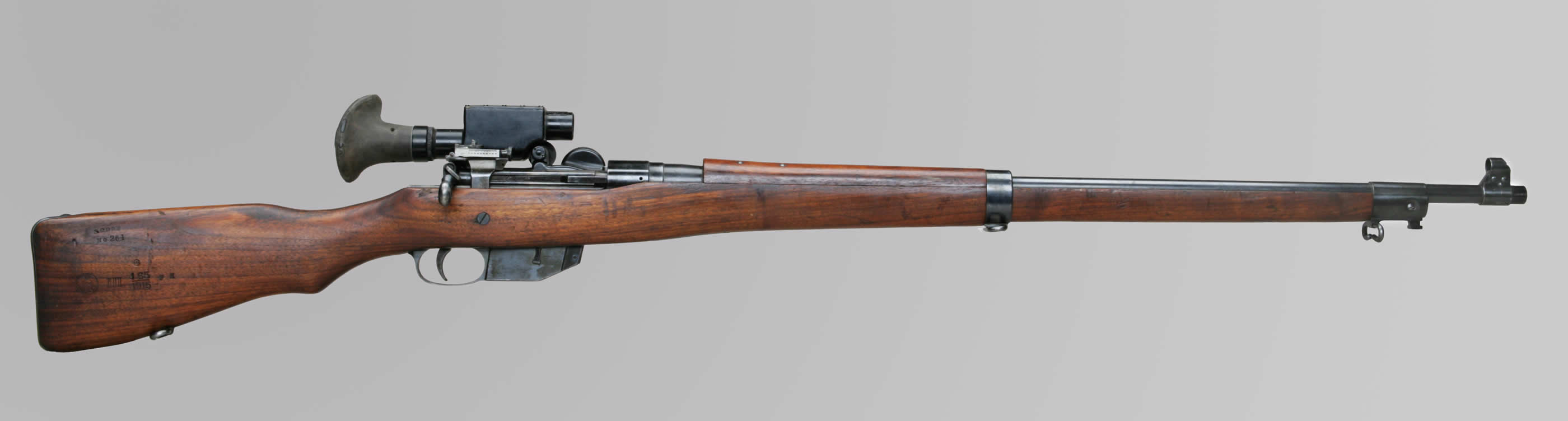 Fusil Ross, Sniper MK III