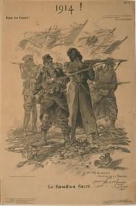 1914! Le Bataillon sacré