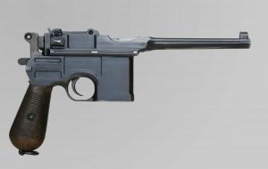 Pistolet Mauser