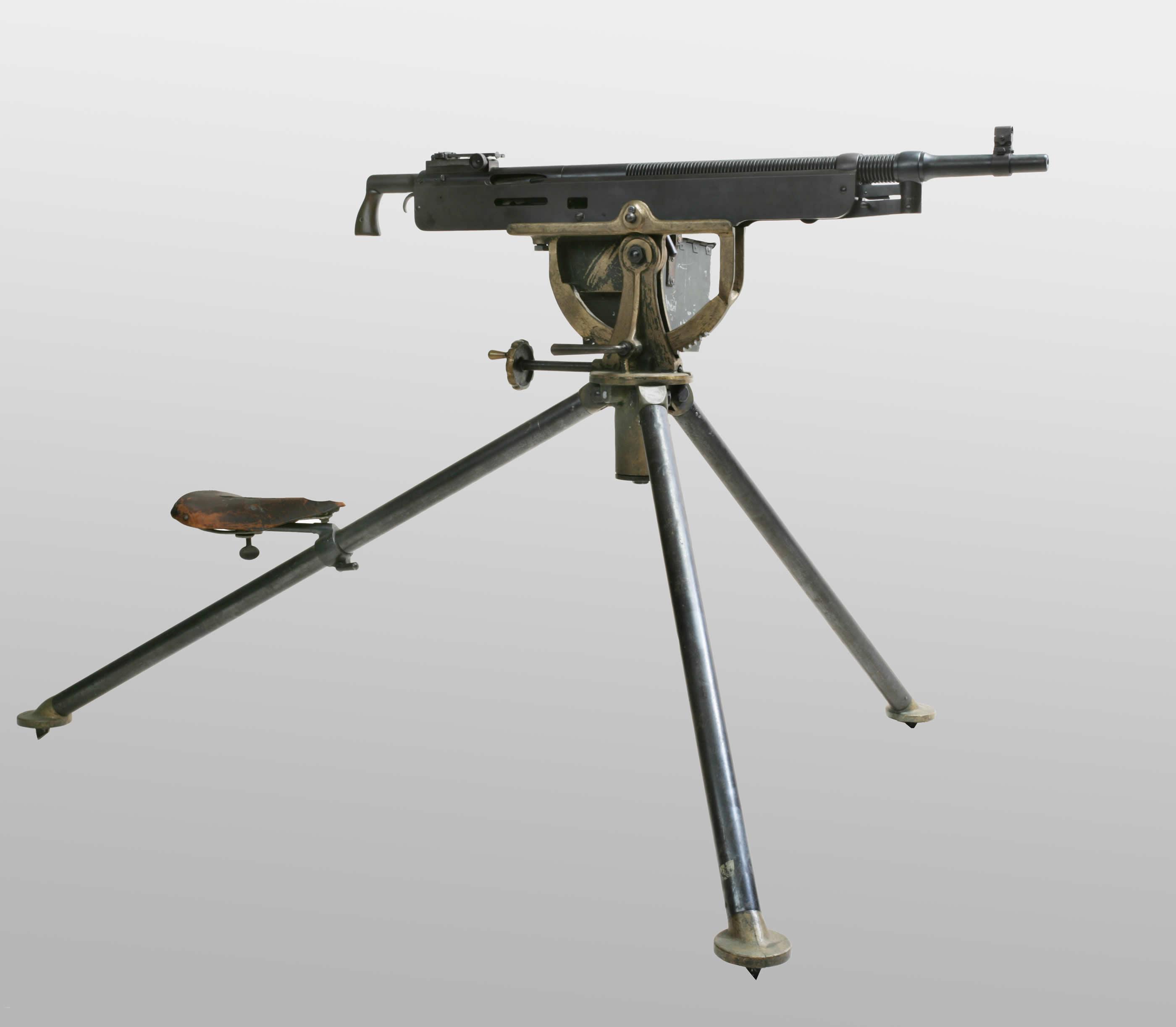 Mitrailleuse Colt
