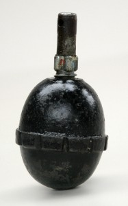 Grenade-oeuf allemande
