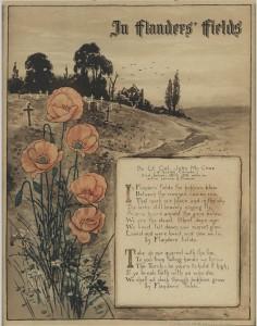 In Flanders' Fields (Au champ d'honneur)