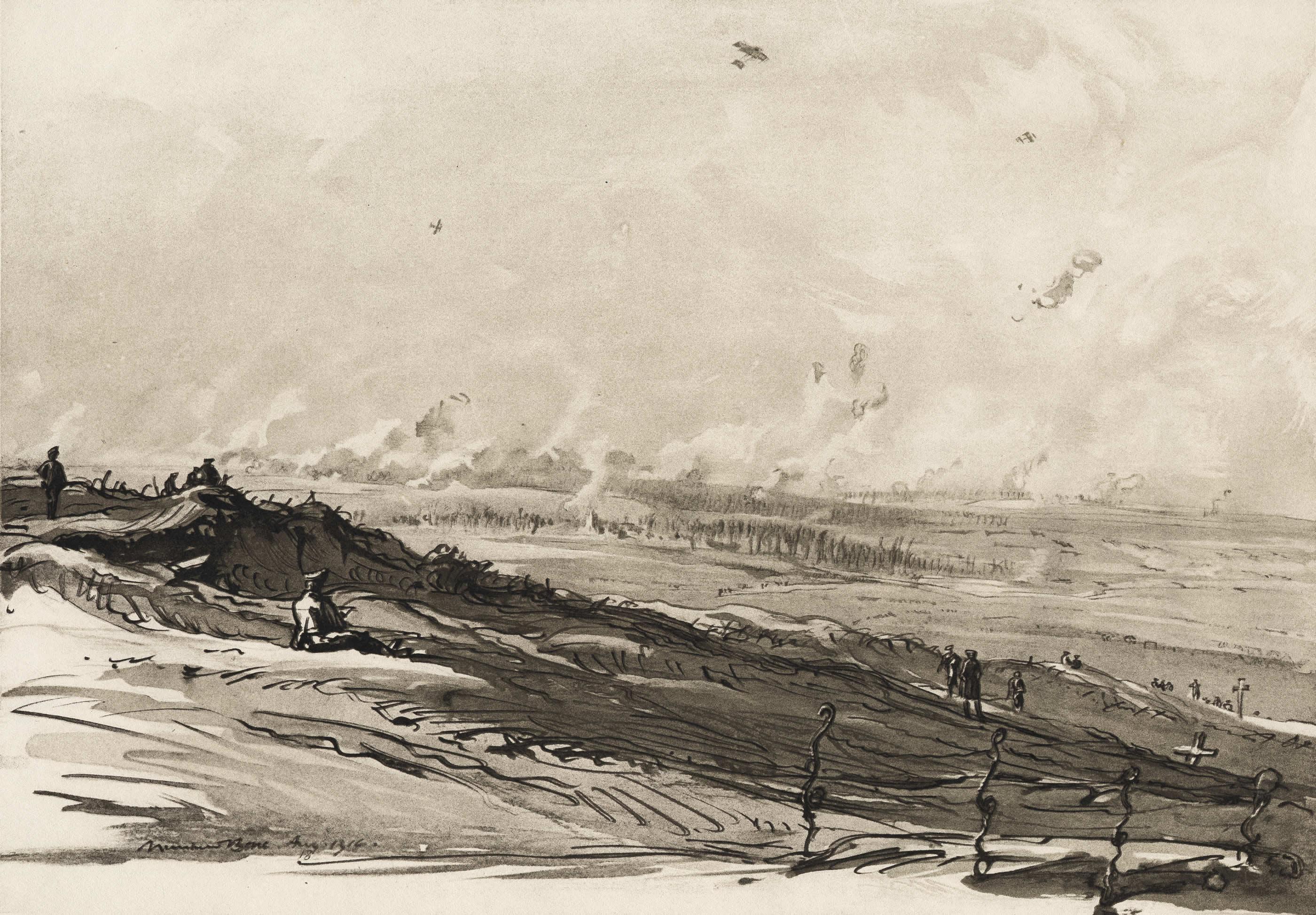 <i>La bataille de la Somme</i>