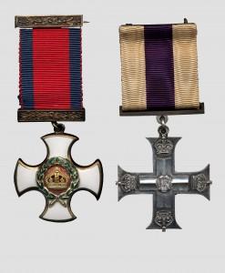 Ordre du service distingué et Croix militaire