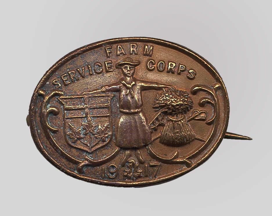 Le Corps du service agricole