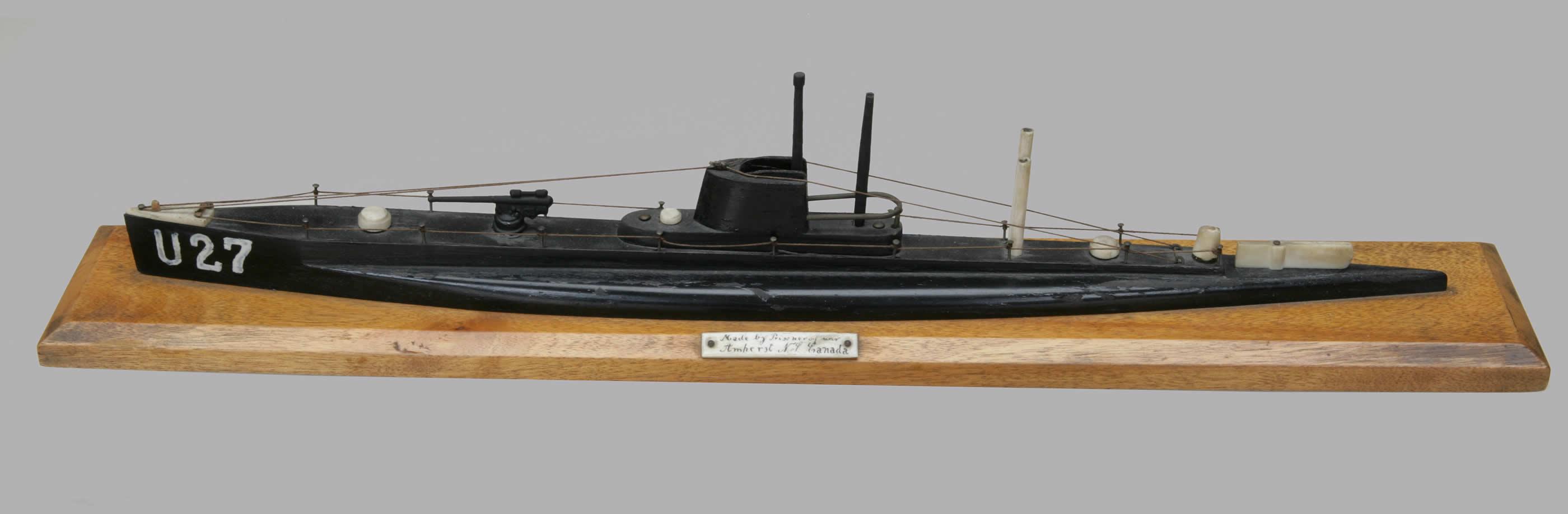 U-boot <i>U-27</i>