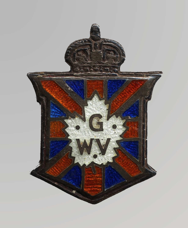 Un ancien de la Grande Guerre