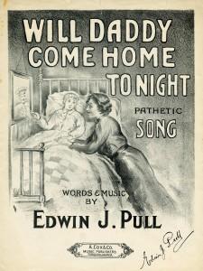 Will Daddy Come Home Tonight? (Est-ce que papa va revenir ce soir?)
