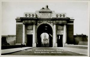 La porte de Menin