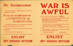 War is Awful (La guerre est atroce)