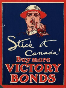 Stick it Canada! (Continue de coller, Canada!)