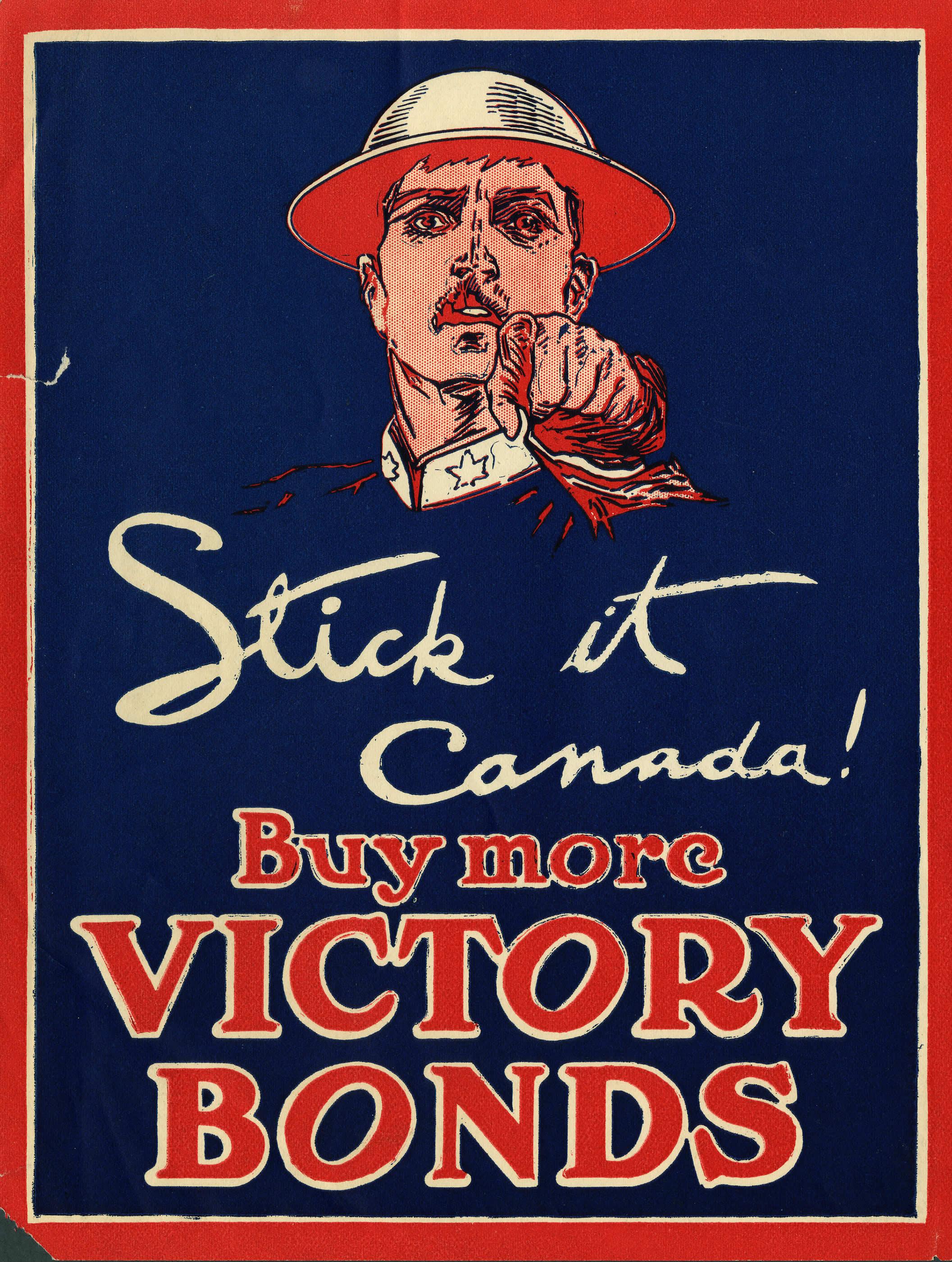 <i>Stick it Canada! (Continue de coller, Canada!)</i>