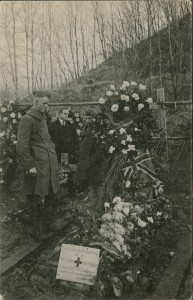 Tombe d'Edith Cavell