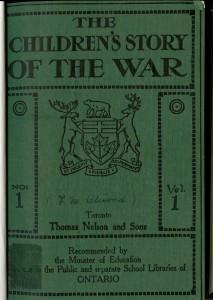 The Children's Story of the War (Une histoire de la guerre pour les enfants)