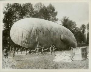 Ballon cerf-volant