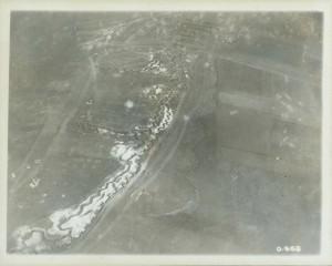 Vieille tranchée sur la Somme