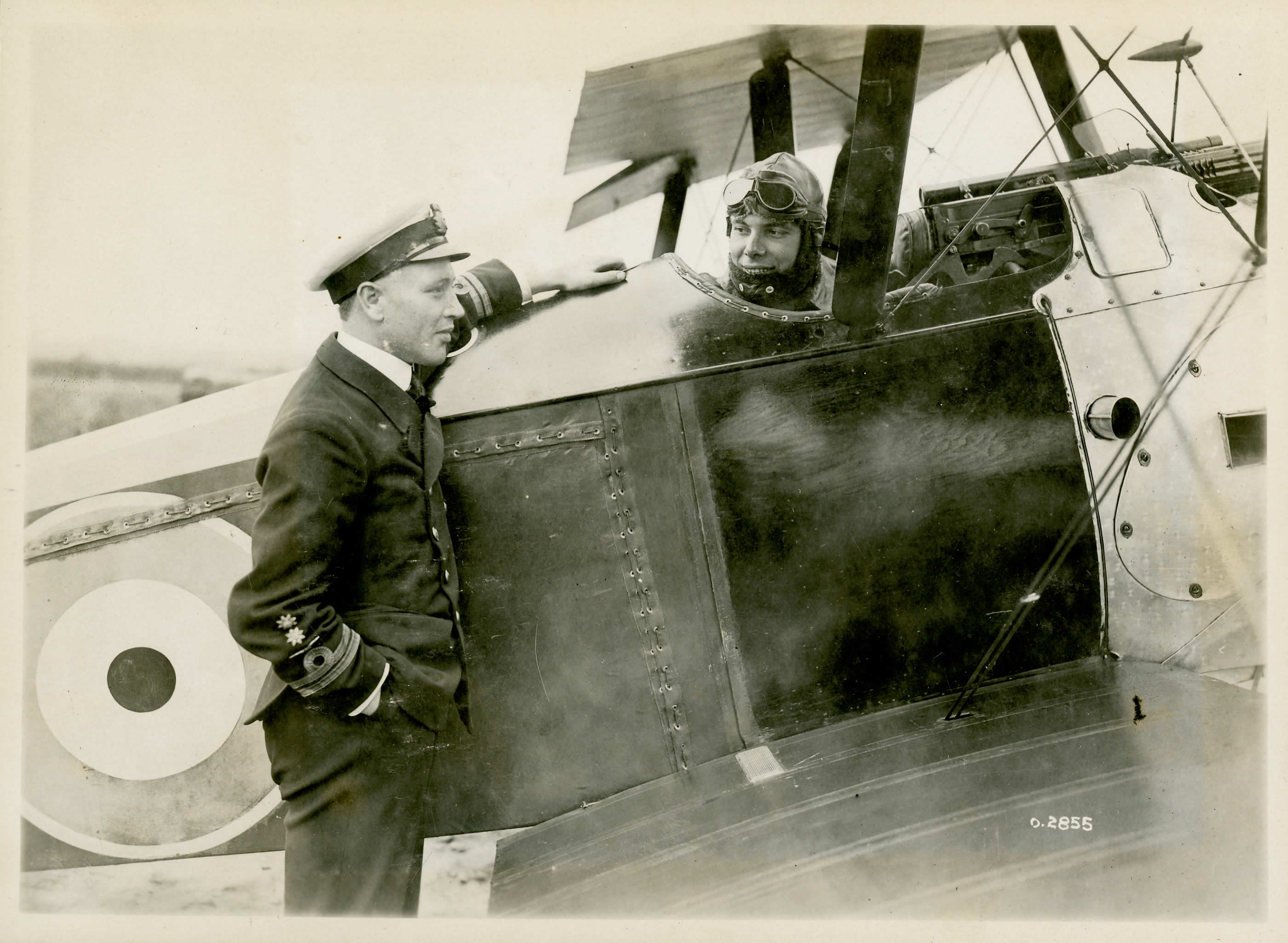 Les as de l'aviation