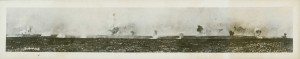Barrage d'artillerie