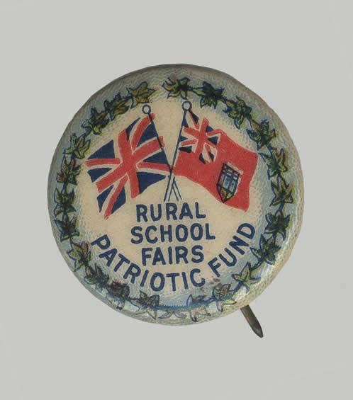 Fonds patriotique des kermesses d'écoles rurales