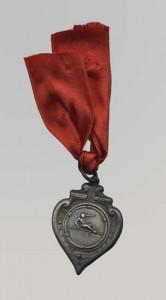 Médaille sportive de Cyril Green