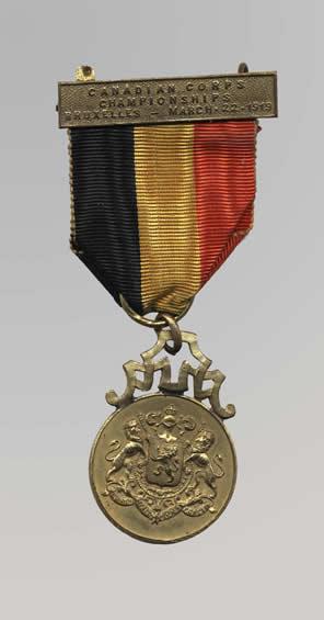 Médaille sportive de 1919