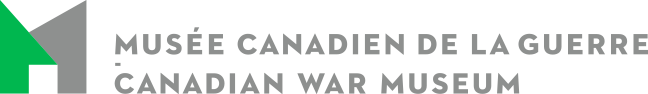 Logo du Musée canadien de la guerre