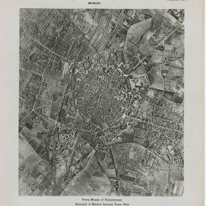 Photographie aérienne de Valenciennes, France