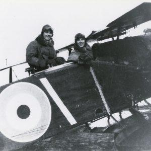 Avion de chasse de type Bristol F2B