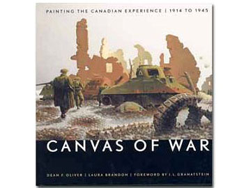 Canvas of War