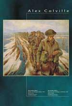 Infantry; near Nijmegen; Holland; 1946  (Poster):: Fantassins pr