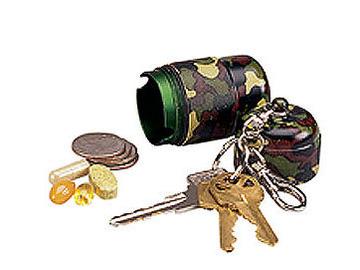 Waterproof utility capsule camo:: Capsule imperm
