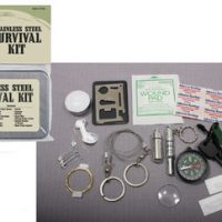 Survival kit:: Ensemble de survie