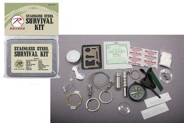 Survival kit:: Ensemble de survie