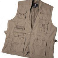 Plainclothes concealed carry vest khaki:: Veste civil avec chargement dissimul