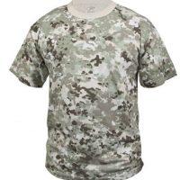 T-shirt total terrain camo:: T-shirt camouflage tout-terrain