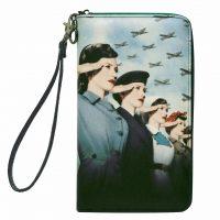 World War Women Travel Wallet
