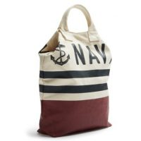 Royal Canadian Navy Tote Bag