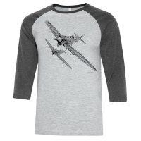 Spitfire Baseball Shirt