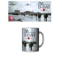D-Day 75th Anniversary with soldiers