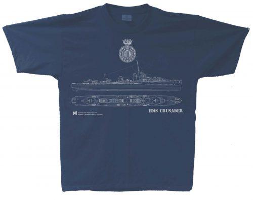 HMS Crusader T-Shirt