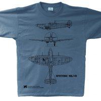 Spitfire Blueprint T-Shirt