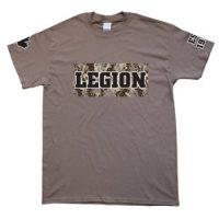 Camo Desert Legion T-Shirt