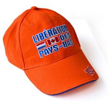 Liberation of the Netherlands Orange Cap - French