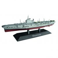 Aircraft Carrier Illustrious Scale 1/1250