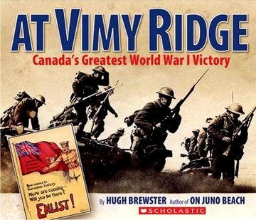 At Vimy Ridge: Canada