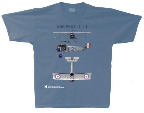 Nieuport 17 C.1 T-Shirt